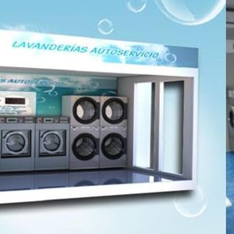Lavandería: Productos de Sojigar
