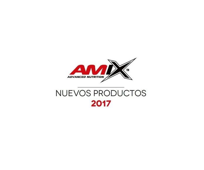 Nuevos Productos 2017 AMIX: Productos de Cm Nutrición