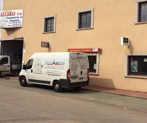 Empresa de carpintería de aluminio en Toledo