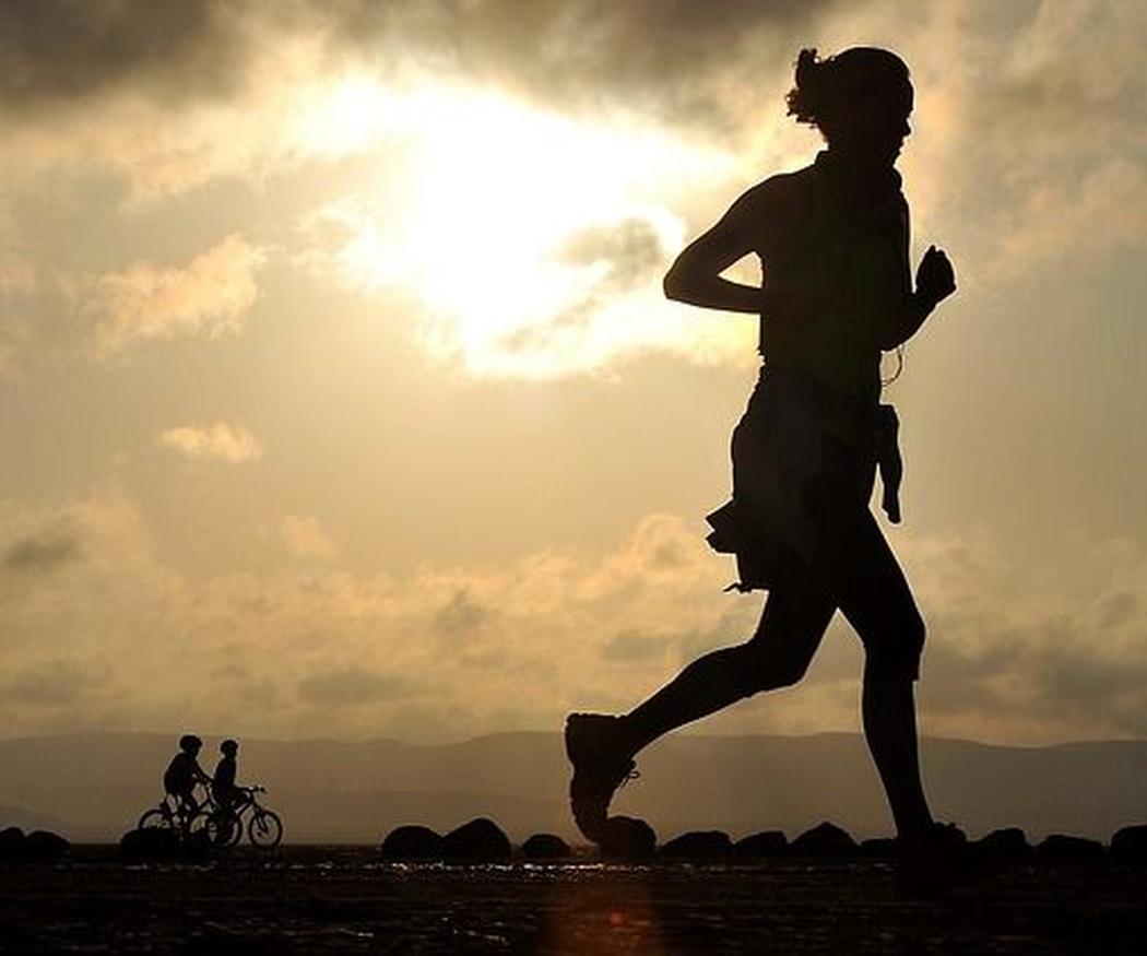 Origen del running
