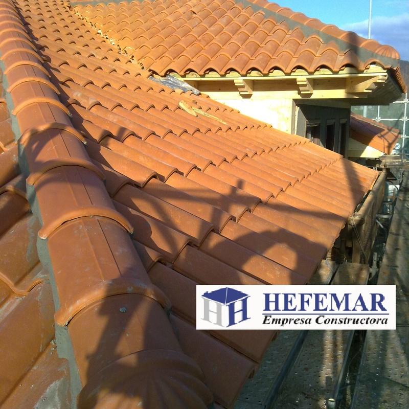 Rehabilitación de casa antiguas: Nuestros servicios de Hefemar Empresa Constructora