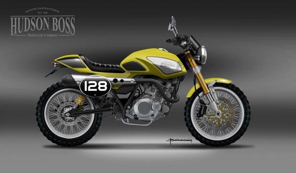 Hudson Boss 125