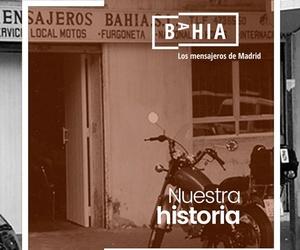 Mensajeros en Madrid