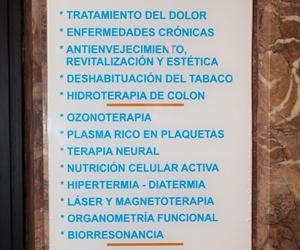 Centro de homeopatía en Granada