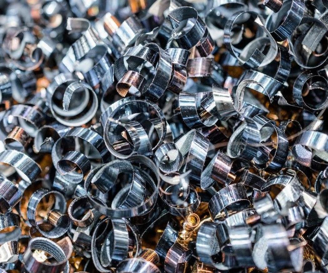Los metales más preciados en el sector de la chatarra