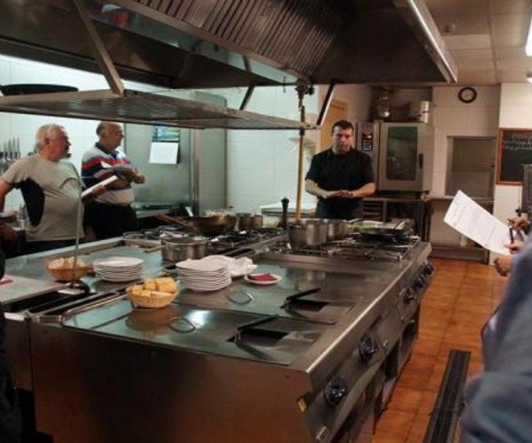 Apúntate a nuestro aula de cocina