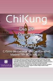 DIA 29 PUERTAS ABIERTAS DE CHIKUNG