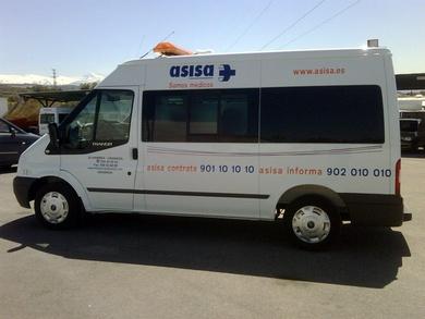 Ofrecemos servicio a la empresa líder en la Asistencia Sanitaria Privada.