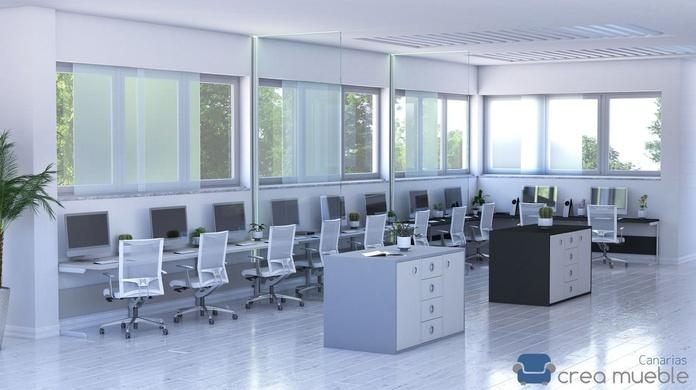 Oficina 204: Productos de Crea Mueble