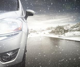 Los riesgos del invierno para tu carrocería