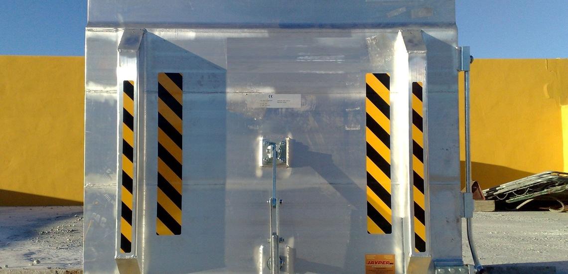 Empresa de automatismos en Granada que instala puertas rápidas