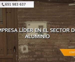 Carpintería de aluminio en Palencia: Mundo Ventana