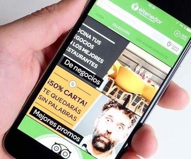 La comida, cada vez más digital