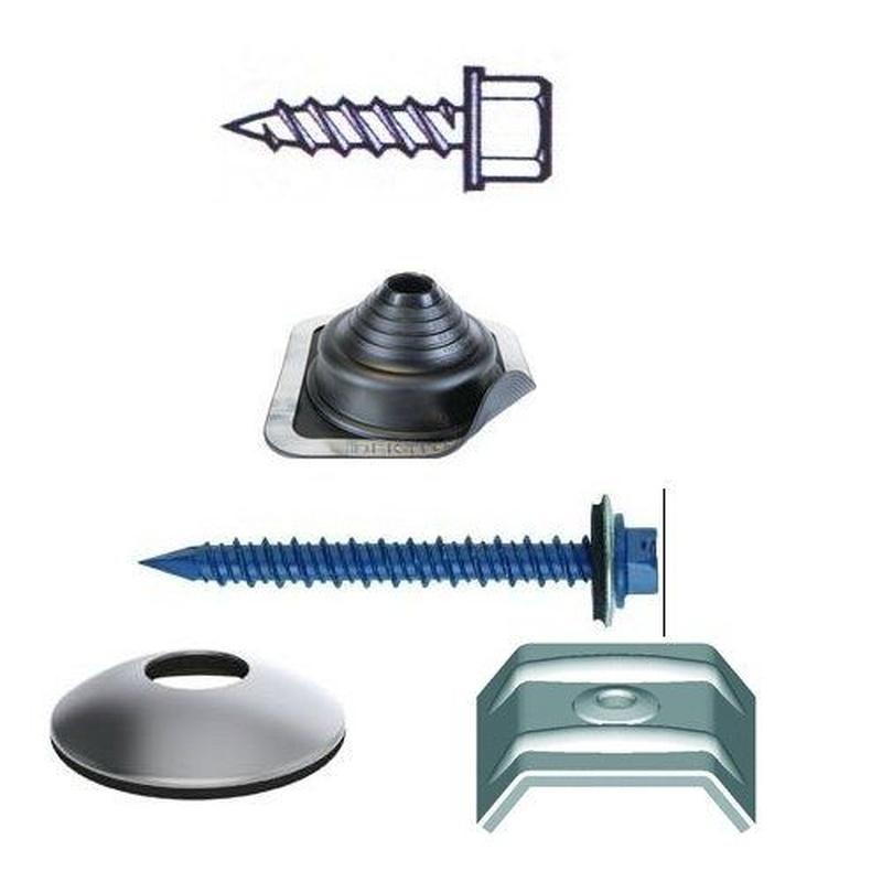Tornillería de cubiertas: Productos de Exclusivas Rivi