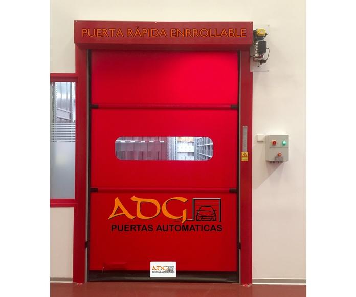 Automatismos: Automatización de ADG Puertas Automáticas