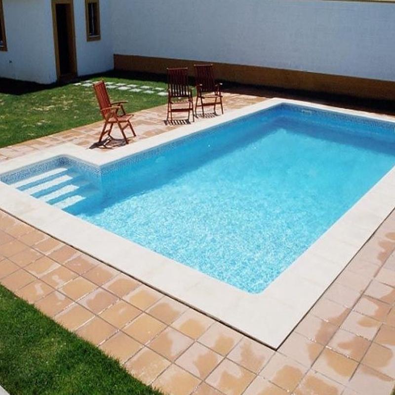 Proyectos para construcciones de piscinas particulares