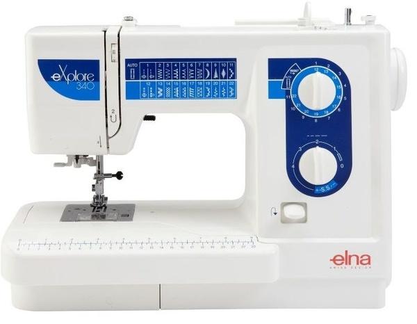 ELNA EXPLORE 340