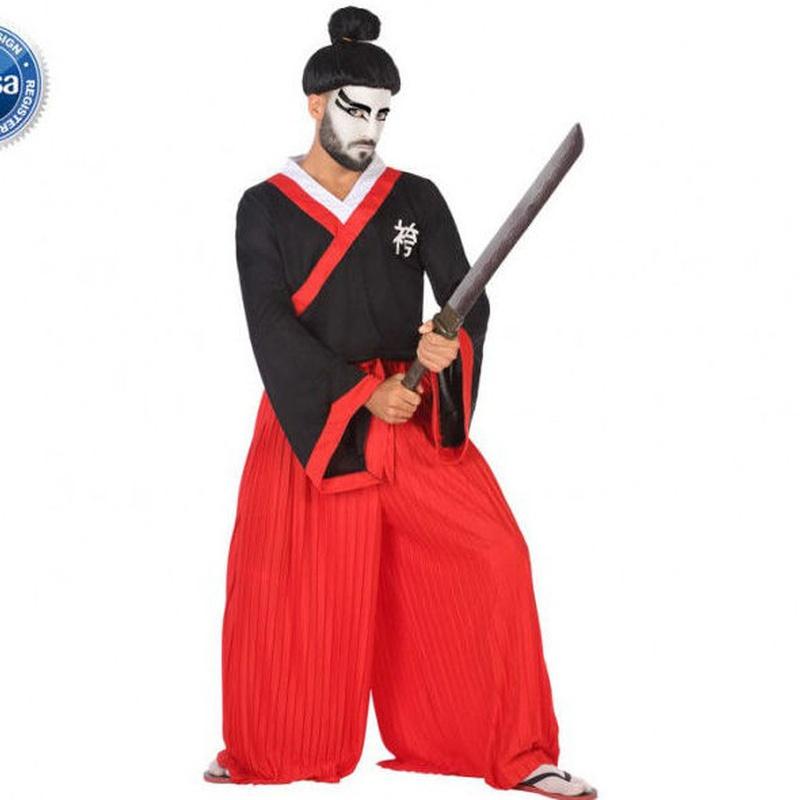 Disfraz japonés
