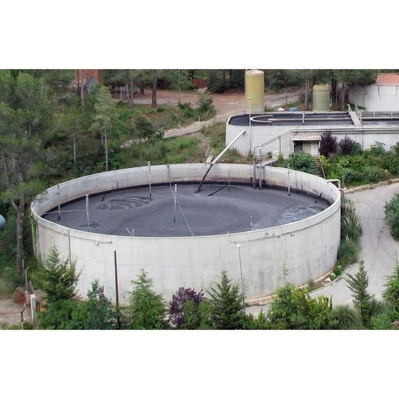 Depósitos de agua : Servicios  de Impermeabilizaciones Belando, S.L.