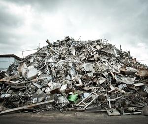 Los usos de la chatarra reciclada
