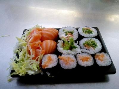 MENU COMBINADO: Sushi King Restaurante