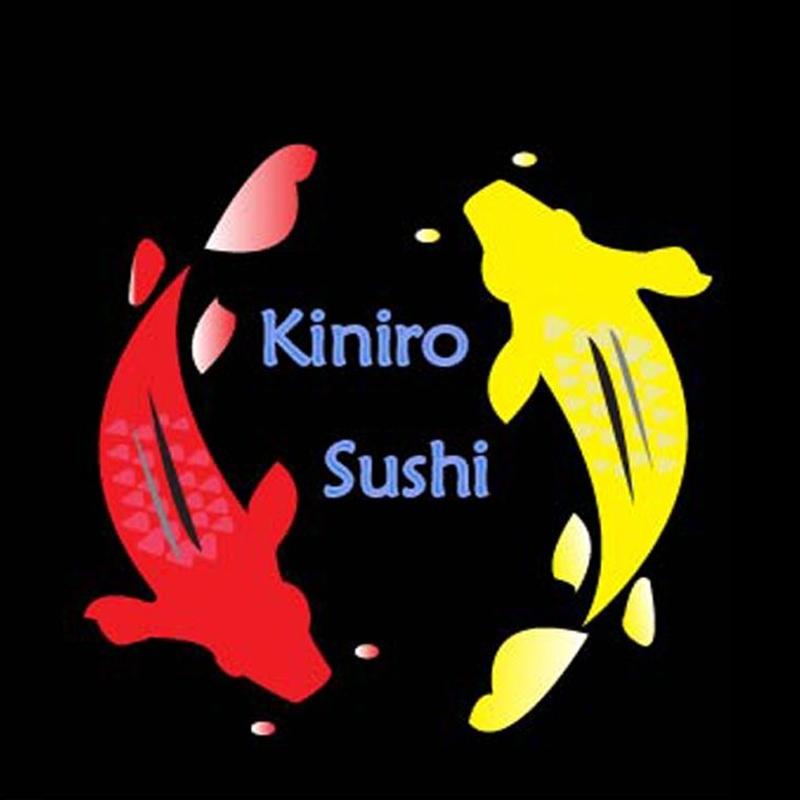 U.9 SALMÓN, AGUACATE Y CEBOLLA: Menús de Kiniro Sushi