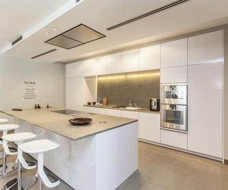 Muebles de cocina en Marbella, Málaga