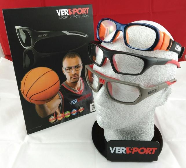 Gafas de protección deportiva