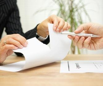 Derecho civil y de familia: Áreas de actividad de Abogados Espín y Zarzo
