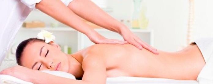 Masaje relajante corporal (1-2 zonas) 20': Servicios de PELUQUERÍA SMART EXPERTOS EN BELLEZA