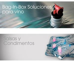 Bag in Box para vino, salsas y condimentos en Murcia