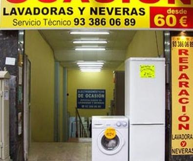 Bienvenidos a lavadoras Carlos
