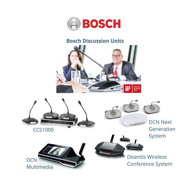 Sistemas de conferencias y debates: Productos y servicios de Systeline Telecomunications