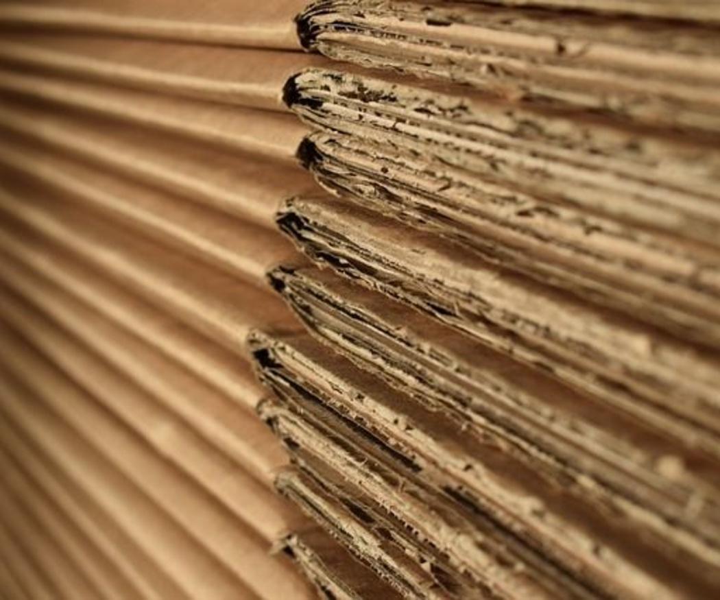 Embalaje en cartón corrugado