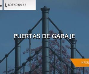 Cerrajería de hierro en Vizcaya | Udasa