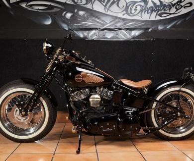 Visita uno de los mejores blogs sobre transformación de motos custom de España