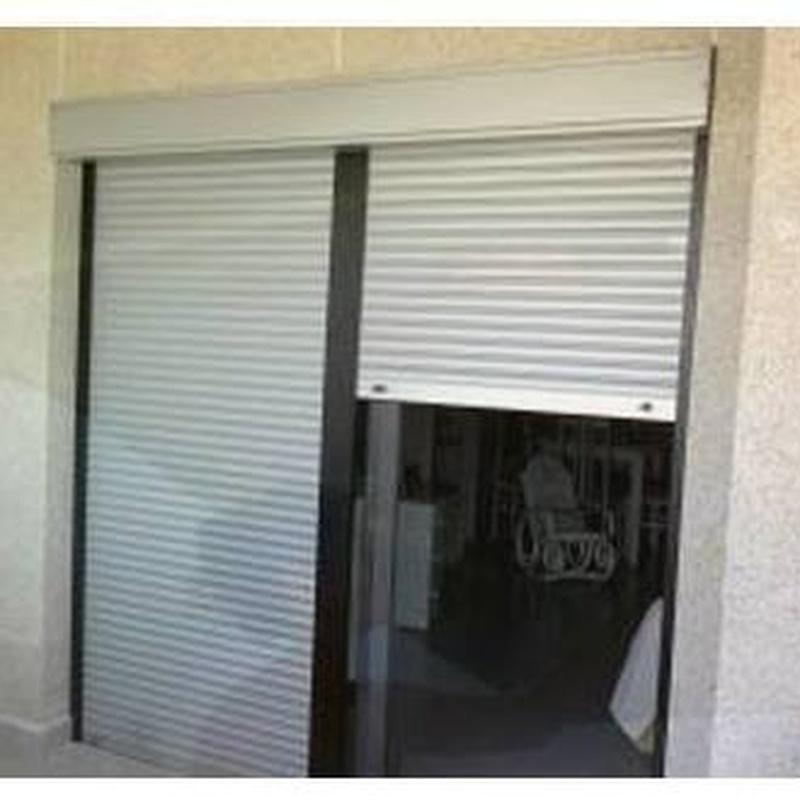 persianas de aluminio Denia