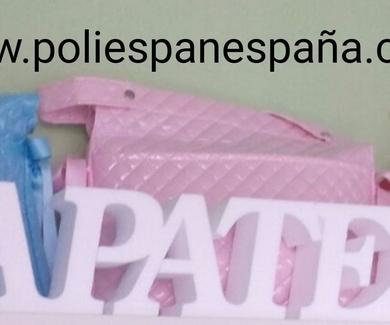 ROTULOS Y LETRAS DE POLIESPAN