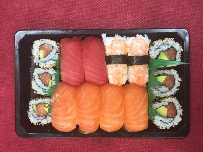 Menú 6: Especialidades y menús de Sushikai Tarraco