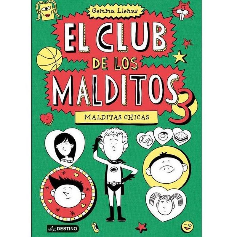 Malditas chicas: Librería-Papelería. Artículos de Librería Intomar