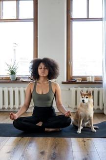 Sobre meditación y relajación