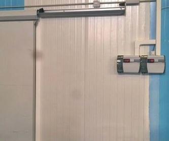 Extracción y renovación de aire: Productos y servicios  de E. M. J. Refrigeración