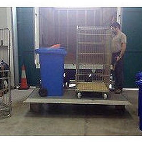 Servicio de recogida y entrega de documentación para su almacenamiento