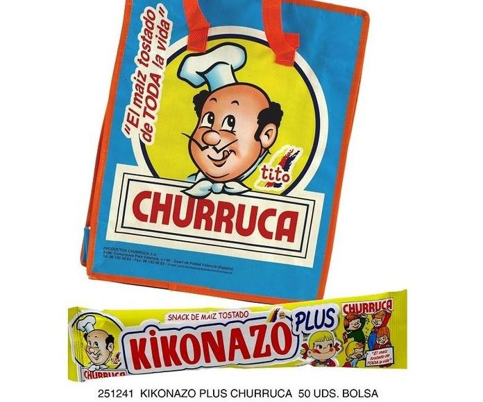 Frutos Secos CHURRUCA: Productos de Sarigabo, S. L.