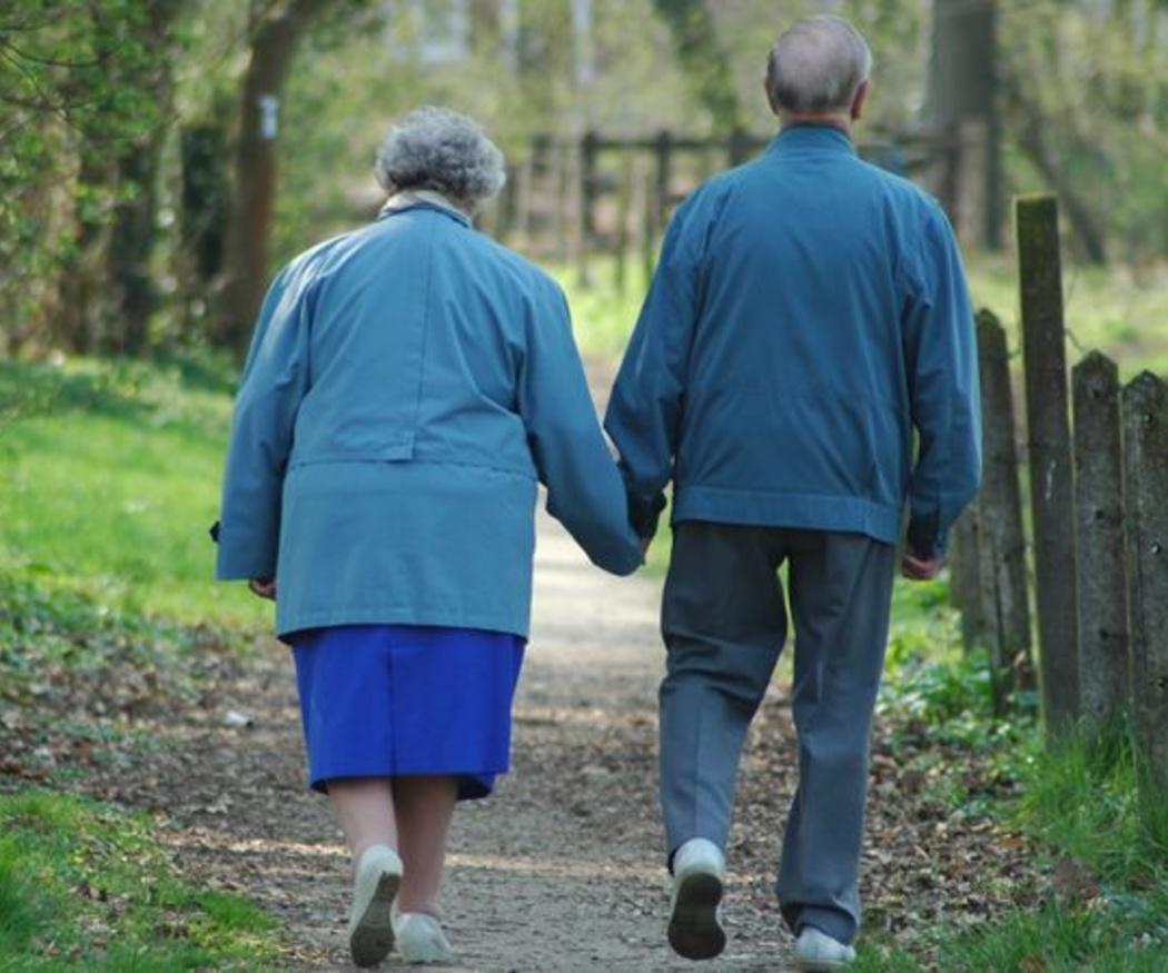 La importancia de contar con zonas verdes para los mayores