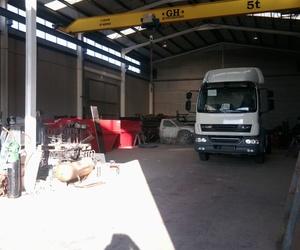 Fabricación de contenedores en Valencia