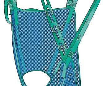 Silla fija XL: Catálogo de MSB Mundo Sin Barreras