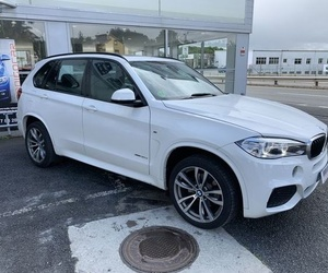 BMW X5 XDRIVE 3.0D PACK M CON TECHO PANORAMICO 118800KM!!