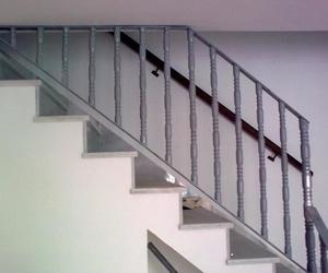 Barandilla para escalera interior