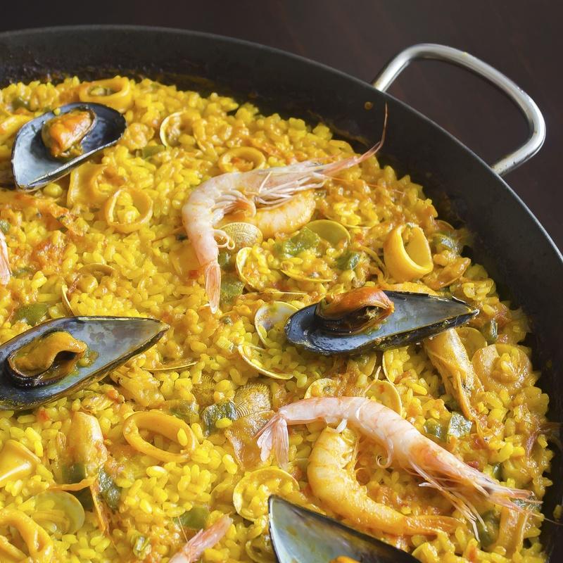 Arroces: Carta y Raciones de Restaurante El Portón